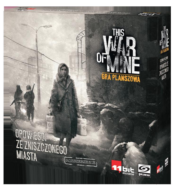 This War of Mine: Opowieści ze zniszczonego miasta - Edycja polska