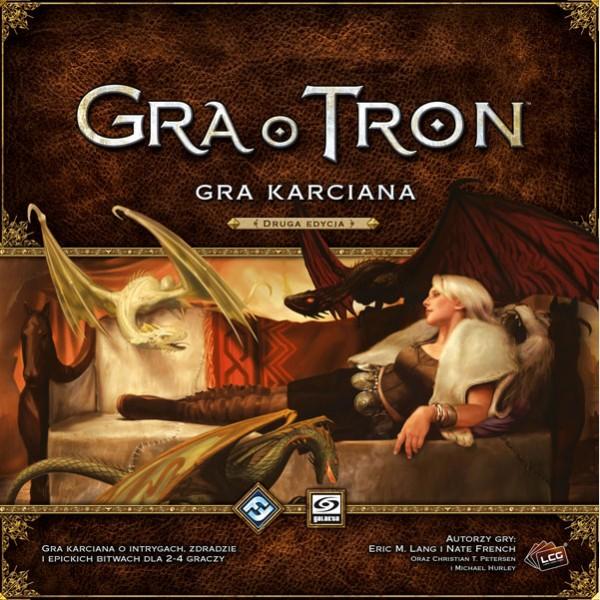 Gra o Tron LCG II edycja - Zestaw podstawowy