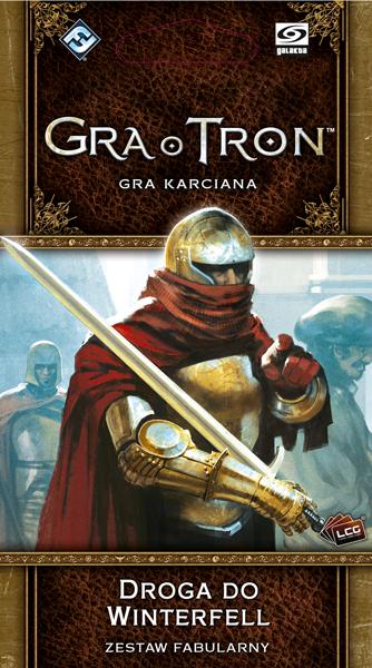 Gra o Tron LCG II edycja - Droga do Winterfell (zestaw fabularny)