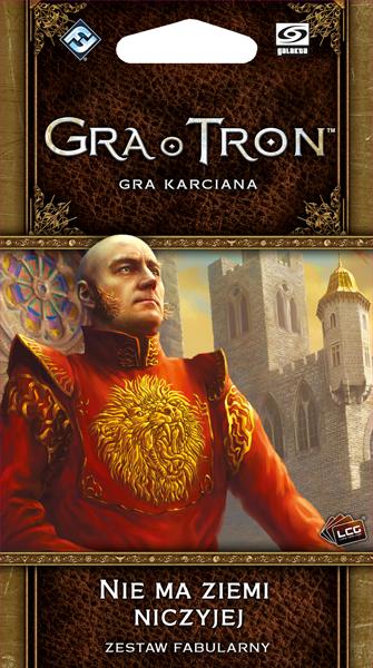 Gra o Tron LCG II edycja - Nie ma ziemi niczyjej (zestaw fabularny)