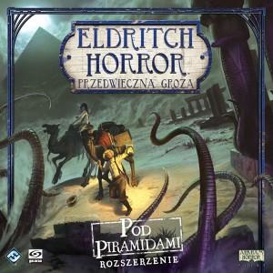 Eldritch Horror: Przedwieczna groza - Pod piramidami (rozszerzenie)