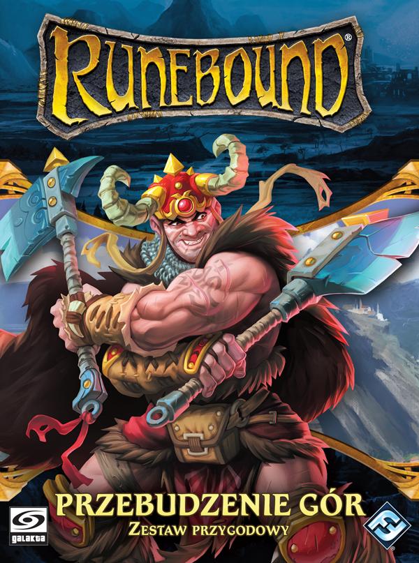 Runebound: Przebudzenie gór (zestaw przygodowy)