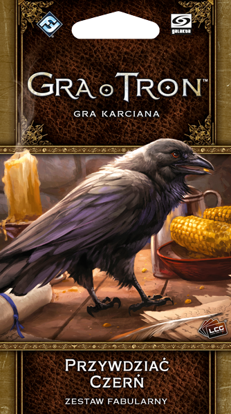 Gra o Tron LCG II edycja - Przywdziać Czerń (zestaw fabularny)