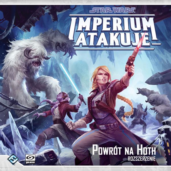 Star Wars: Imperium Atakuje - Powrót na Hoth (rozszerzenie)
