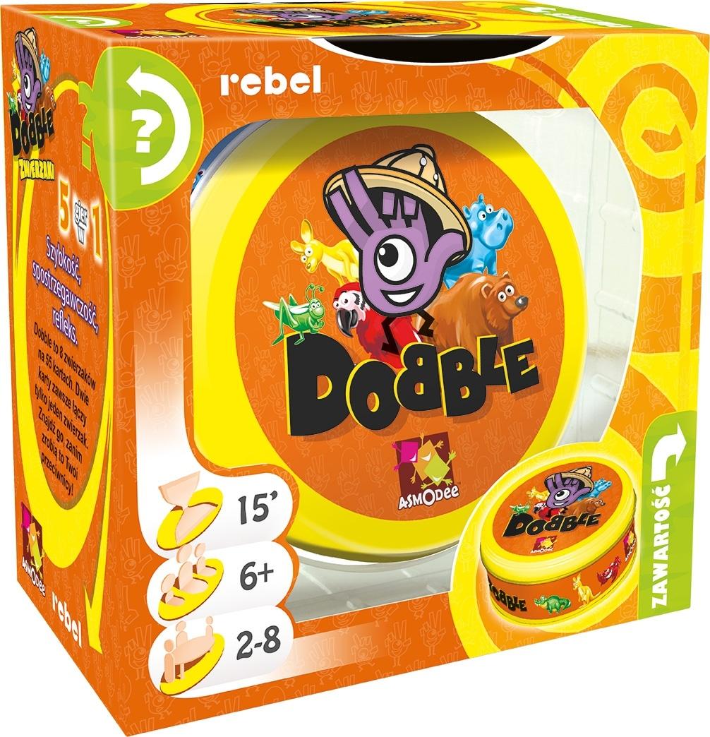 Dobble - Zwierzaki