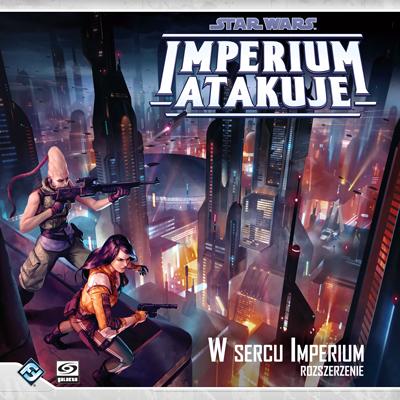 Star Wars: Imperium Atakuje - W sercu Imperium (rozszerzenie)