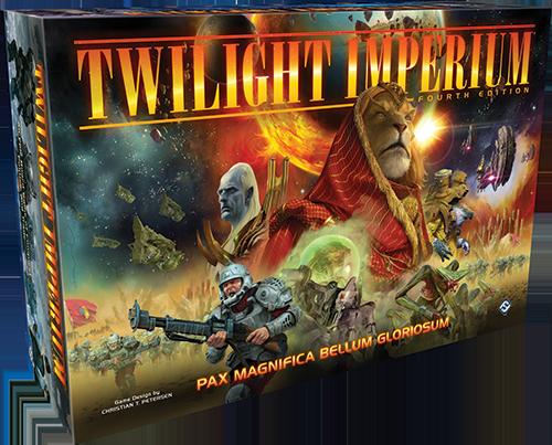 Twilight Imperium: Świt nowej ery (wersja polska)