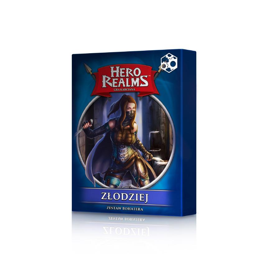 Hero Realms Zestaw Bohatera - Złodziej