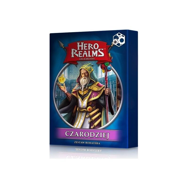 Hero Realms Zestaw Bohatera - Czarodziej