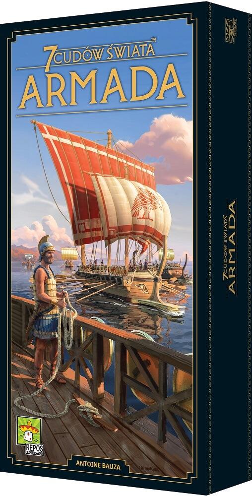 7 cudów świata: Armada (nowa edycja)