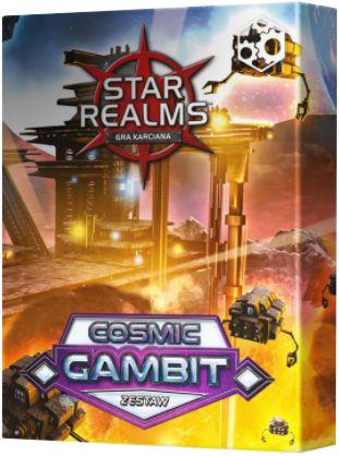 Star Realms: Cosmic Gambit (edycja polska)