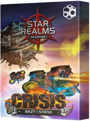 Star Realms: Crisis - Bazy i statki