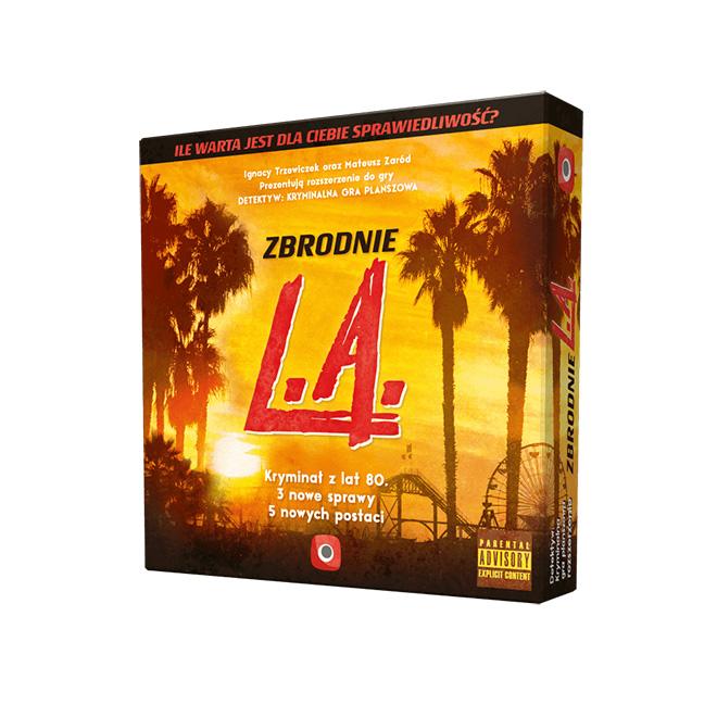 Detektyw: Zbrodnie L.A