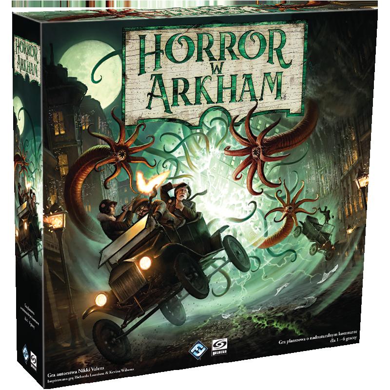Horror w Arkham 3 edycja (edycja polska)