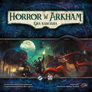 Horror w Arkham LCG - Zestaw podstawowy