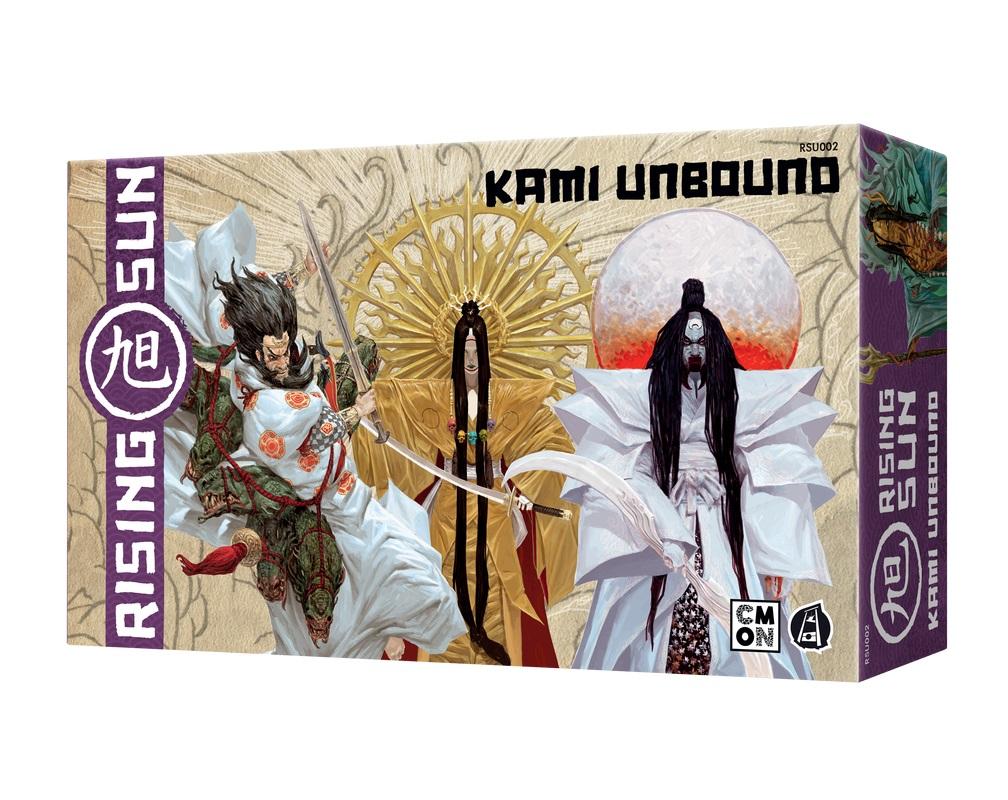 Rising Sun: Zstąpienie Kami