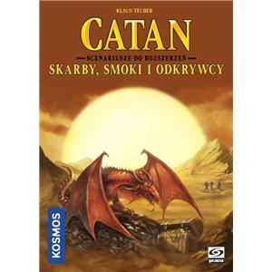 Catan - Skarby, Smoki i Odkrywcy (scenariusze do rozszerzeń)