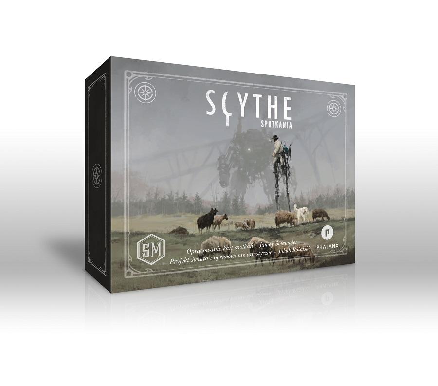 Scythe: Spotkania (wersja polska)