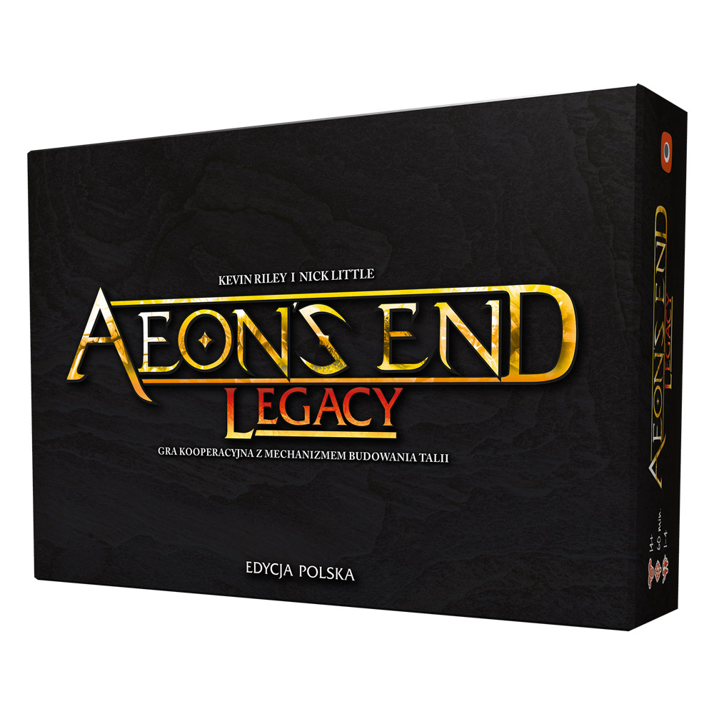 Aeon\'s End Legacy + karty promocyjne