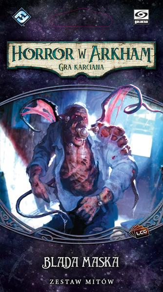 Horror w Arkham LCG - Blada Maska