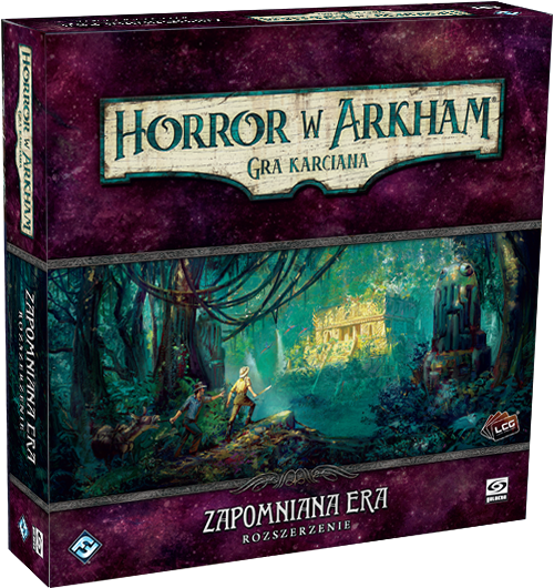 Horror w Arkham LCG - Zapomniana Era