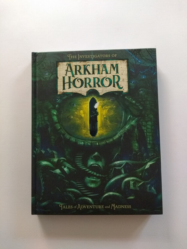 Arkham Novels: The Investigators of Arkham Horror (ENG) 2 - Uszkodzony