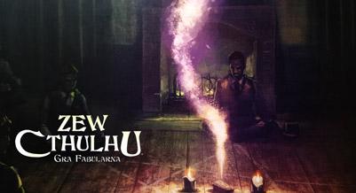 Zew Cthulhu - 7. edycja - gra fabularna rpg