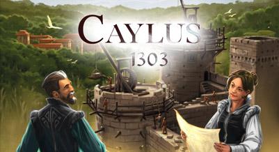 Caylus 1303 - gra planszowa
