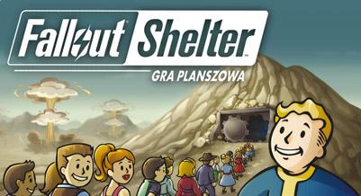 Fallout Shelter: Gra Planszowa