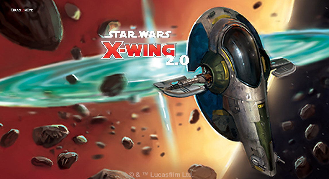 Star Wars: X-Wing - gra figurkowa