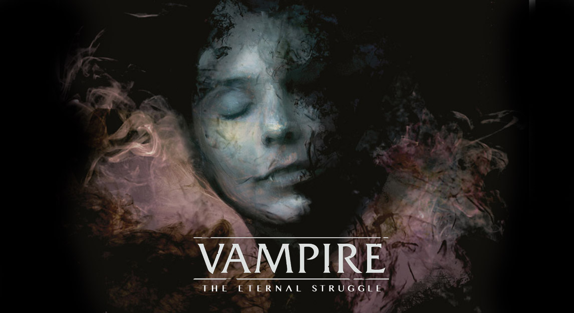 Vampire: The Eternal Struggle - gra karciana