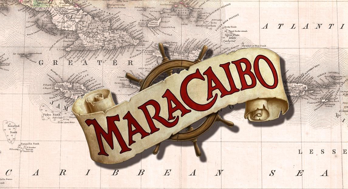 Maracaibo - gra planszowa - edycja polska