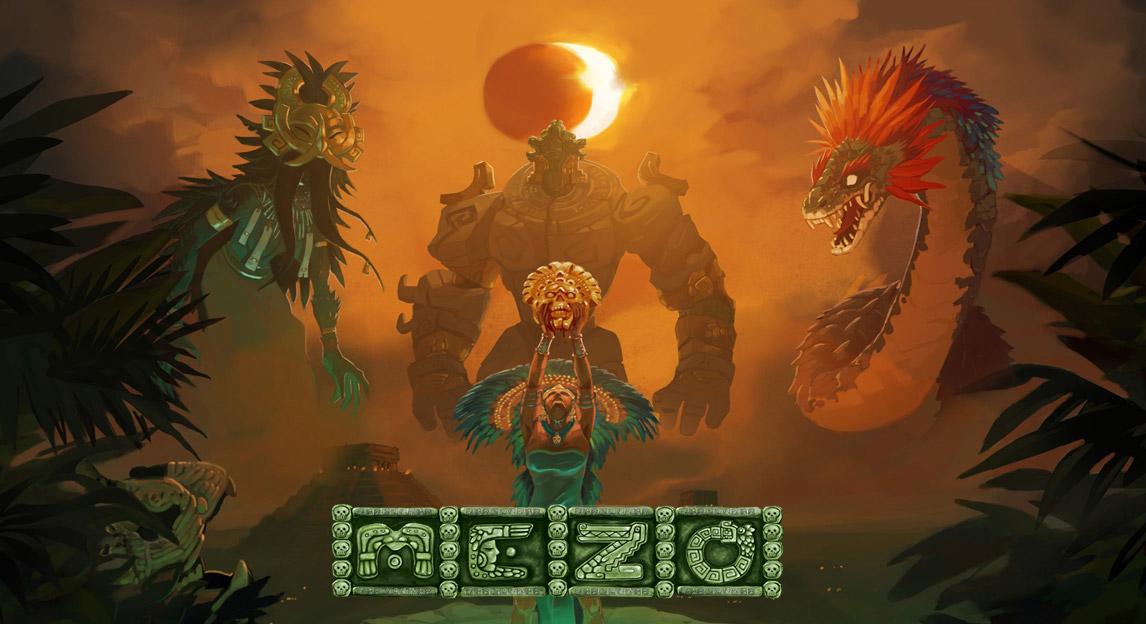 Mezo - gra planszowa