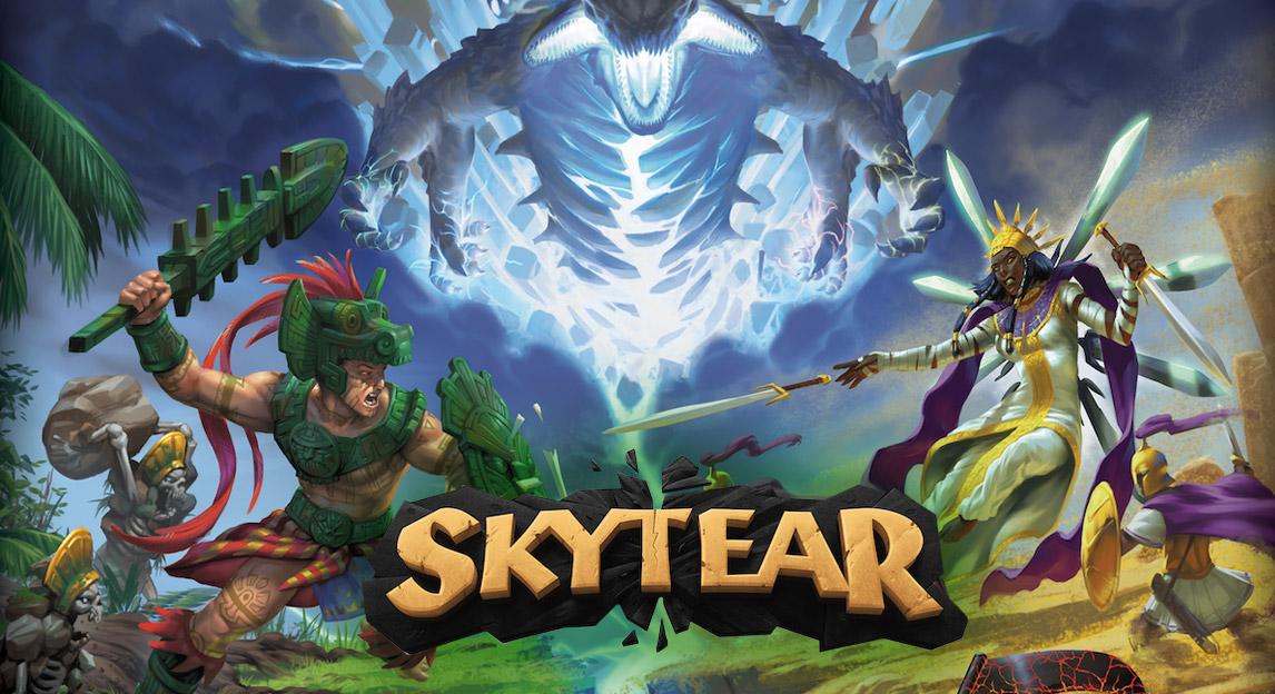 SkyTear - gra planszowa
