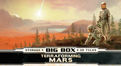 Terraformacja Marsa - Big Box