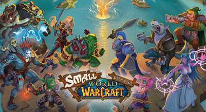 Small World of Warcraft - edycja polska
