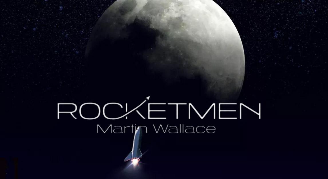 Rocketmen (edycja polska) - gra planszowa