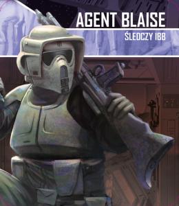 Star Wars: Imperium Atakuje - Agent Blaise, Śledczy IBB (zestaw przeciwnika)