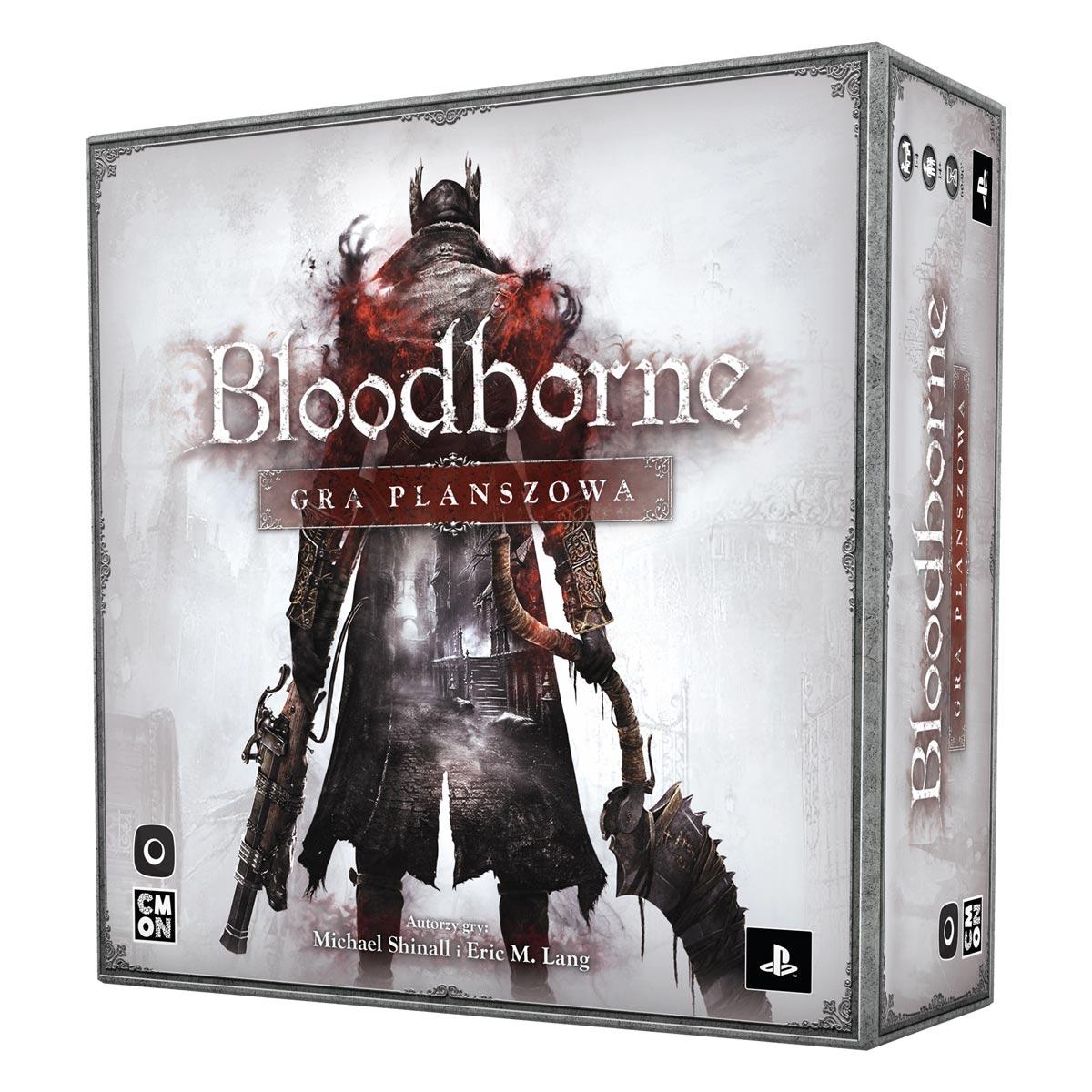 Bloodborne - gra planszowa (PL)