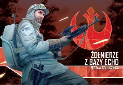 Star Wars: Imperium Atakuje - Żołnierze z Bazy Echo (zestaw sojusznika)