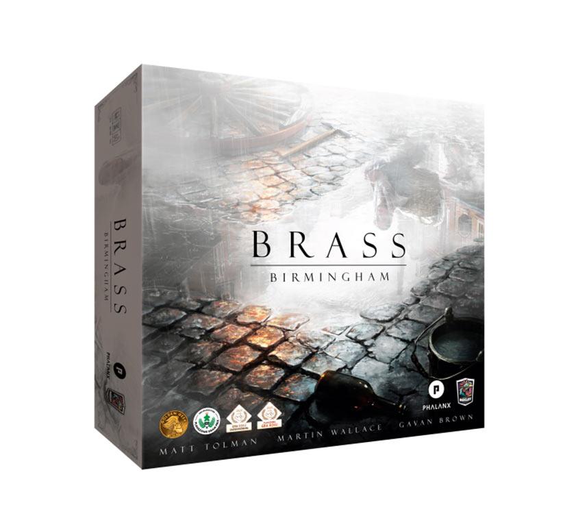 Brass: Birmingham - Edycja Gra Roku (przedsprzedaż)