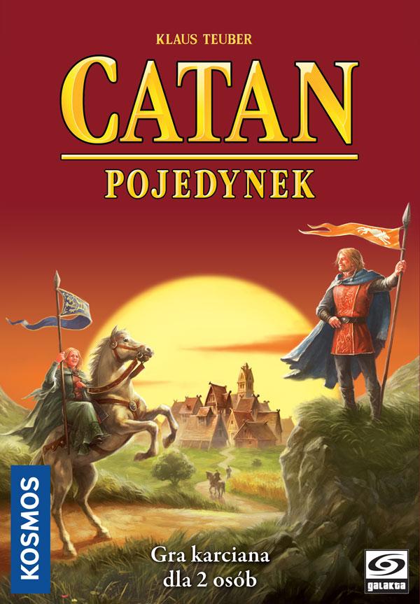 Catan Pojedynek - gra karciana
