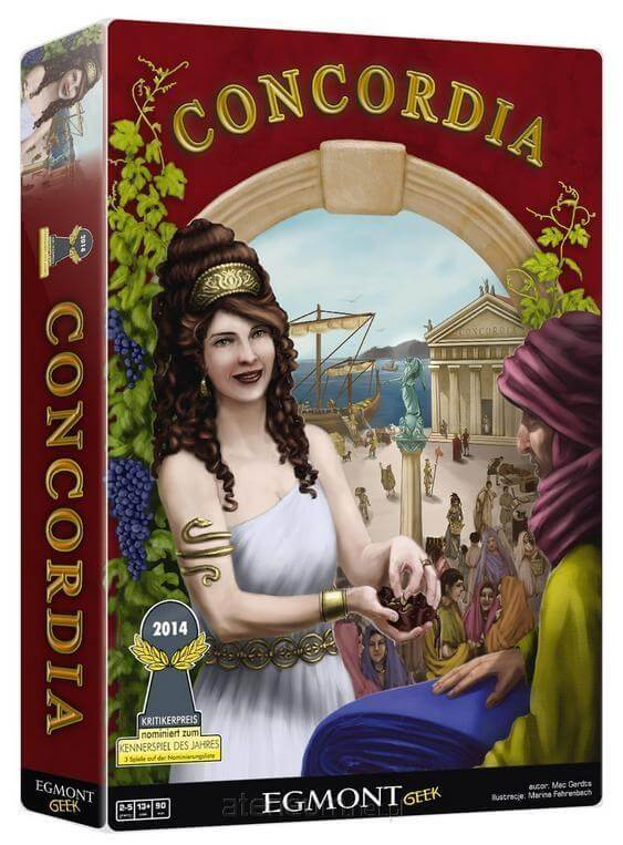 Concordia (edycja polska)