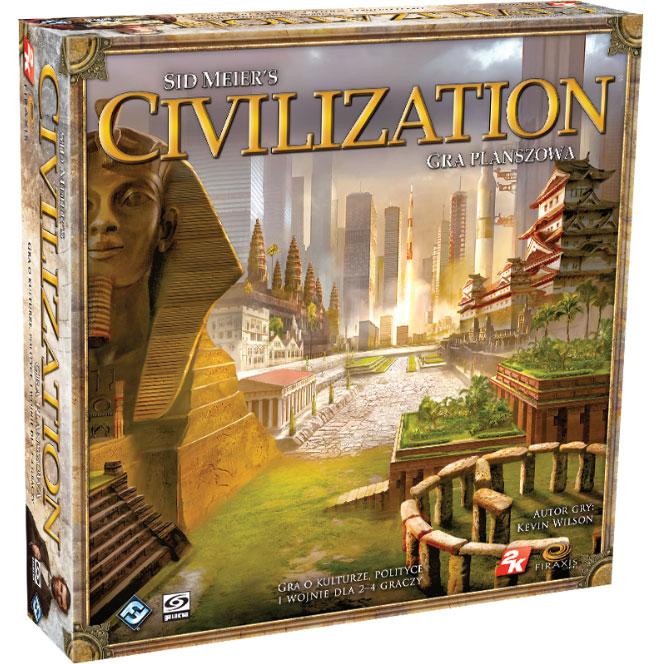 Sid Meier\'s Civilization - gra planszowa