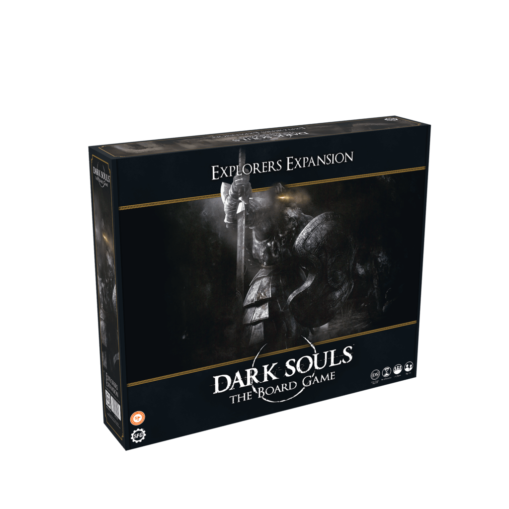 Dark Souls: The Board Game - Explorers Expansion (ENG)