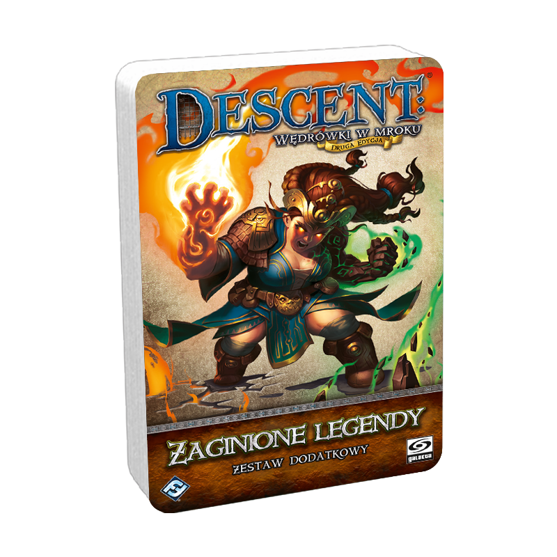 Descent Zaginione legendy DNŻ