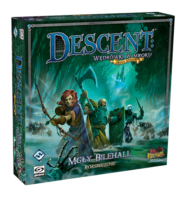 Descent - Mgły Bilehall