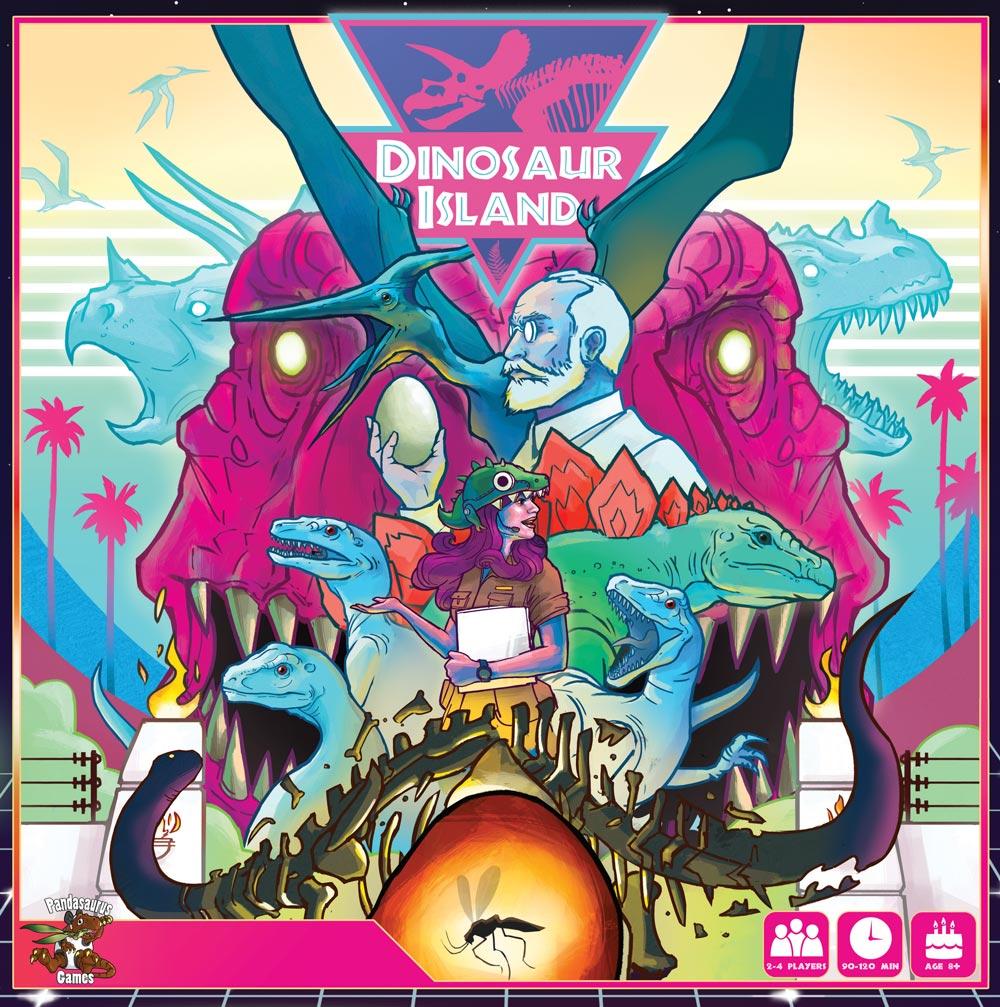 Dinosaur Island (ENG)