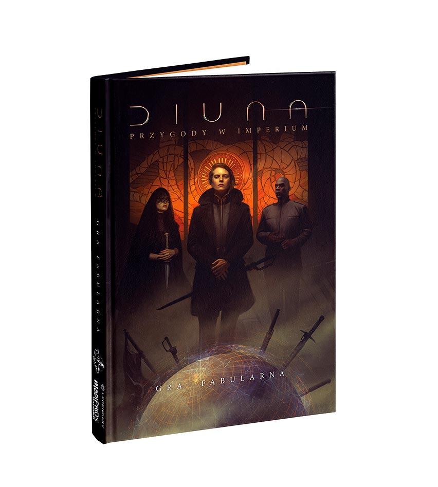 Diuna: Przygody w Imperium - Gra Fabularna