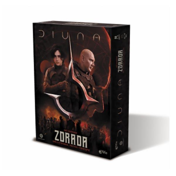 Diuna: Zdrada (Dune: Betrayal - PL)